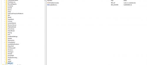 Como habilitar el mezclador de volumen en Windows 10